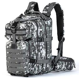 Gelindo Military Tactical Backpack, Army Molle Bug-Out Bag,