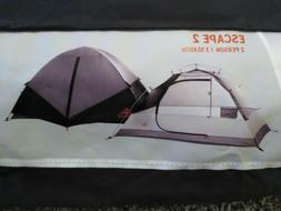 NEW Kelty Escape 2 Tent 3 Seasons Perfect Backpacking Tent U