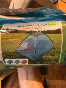 yodo New Lightweight 2 PERSON Backpacking Tent With Carry Ba