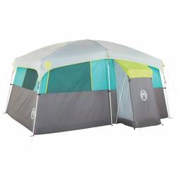 NEW Coleman Tenaya Lake Fast Pitch 8-Person Cabin Tent with