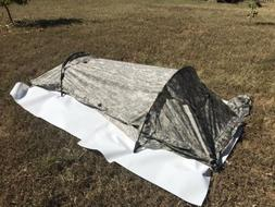 NEW Wiggy's ALL-IN-ONE Freedom Shelter Multi-Purpose Tent/Po