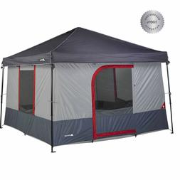 OZARK Trail 6 Person ConnecTent™ Pop Up Instant Canopy Cam