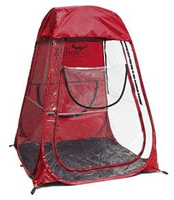 Under The Weather Pod Sports Instant Easy Pop up Wide Rain W