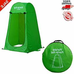 Pop Up Changing Room Tent Pod GigaTent Portable Camping Outd