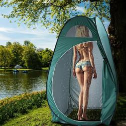 Portable Outdoor Pop-up Tent for Toilet Dressing Fitting Roo