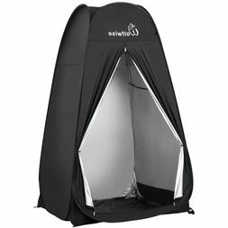 WolfWise Portable Pop Up Privacy Tent Spacious Changing Room