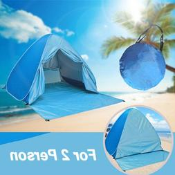 Portable Up Beach Canopy Sun Shade Shelter Outdoor Camping F