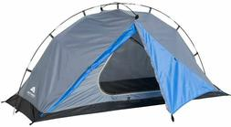 Small Lightweight 1-Person Backpacking Tent, Ultralight 3-Se