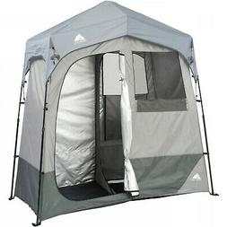 Solar Showers for Camping Outdoor Heated Enclosure 2 Room Sh