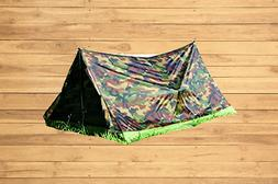 Tent, Camouflage Trail