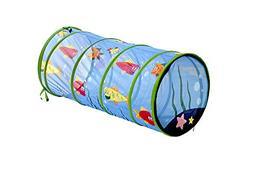 Pacific Play Tents 22493 Kids 4-Foot Under The Sea Crawl Pla