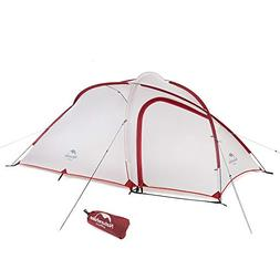 Naturehike Waterproof Double-layer Backpacking Tent for 2-3